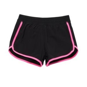 Z BY ZELLA GIRL'S RUNNING SHORTS